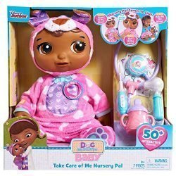 Doc McStuffins 92506 Take Care of Me Nursey Pal, Multicolor