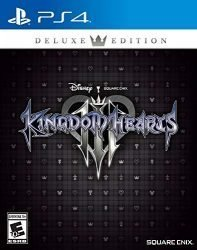 Kingdom Hearts III – PlayStation 4 Deluxe Edition