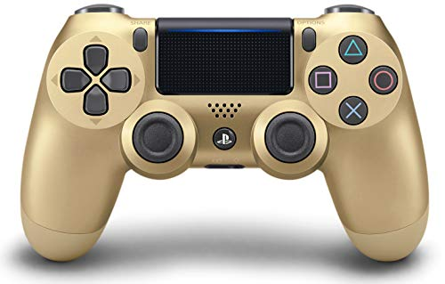 DualShock 4 Wireless Controller for PlayStation 4 – Gold