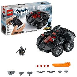 LEGO Superheroes App-Controlled Batmobile Building Kit, Multicolor