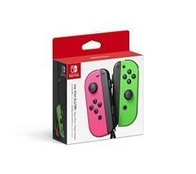 Nintendo Joy-Con (L/R) – Neon Pink / Neon Green