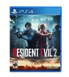 Resident Evil 2 – PlayStation 4