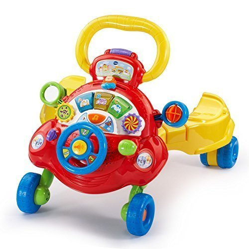 VTech Sit, Stand and Ride Baby Walker (Frustration Free Packaging) (Amazon Exclusive)