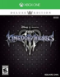 Kingdom Hearts III – Xbox One Deluxe Edition