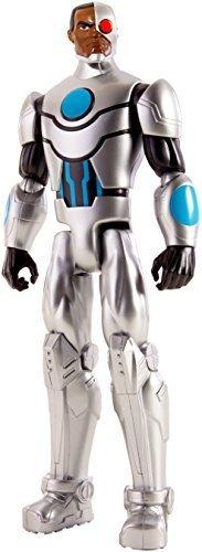 DC Comics Justice League Cyborg Action Figure, 12″
