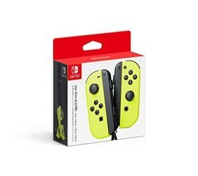 Nintendo Joy-Con (L/R) – Neon Yellow