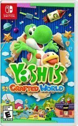 Yoshi's Crafted World – Nintendo Switch
