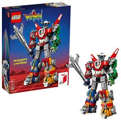 LEGO 6207485 Ideas Voltron 21311 Building Kit (2321 Piece), Multicolor