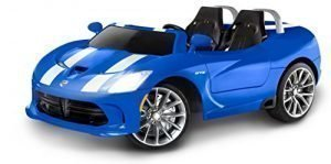 Kid Trax Dodge Viper SRT 12V Battery-Powered Ride-On Toy