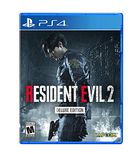Resident Evil 2 – PlayStation 4 Deluxe Edition
