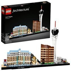 LEGO Architecture Las Vegas 21047 (487 Pieces)