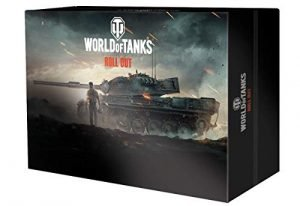 The World of Tanks Roll Out Collector's Edition – Xbox One, PlayStation 4, Windows