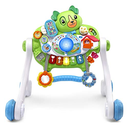 LeapFrog Scout's 3-in-1 Get Up and Go Walker Frustration Free Packaging