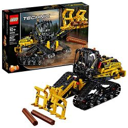 LEGO Technic Tracked Loader 42094 Building Kit , New 2019 (827 Piece)