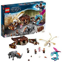 LEGO Fantastic Beasts Newt's Case Magical Creatures