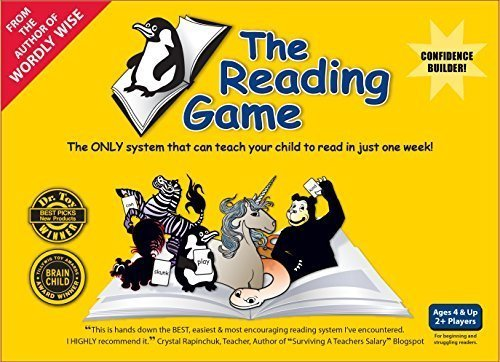 Allsaid & Dunn AD12518 2nd Edition The Reading Game