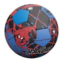 Hedstrom Ultimate Spiderman Jr. Grip 'N Rip Soccer Ball
