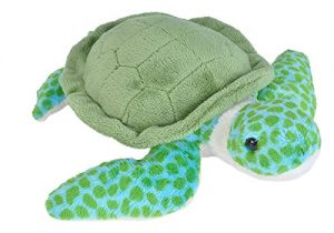 Wild Republic Plush Toy, 8″, Sea Turtle