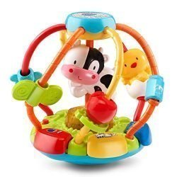 VTech Lil' Critters Shake & Wobble Busy Ball