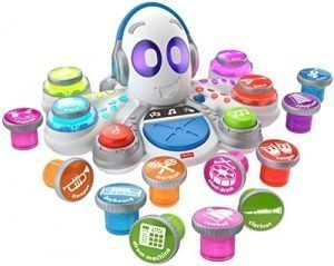 Fisher-Price Think & Learn Rocktopus, Musical Toy for Preschoolers, Multicolor