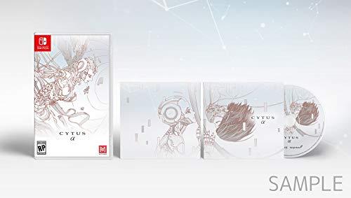 Cytus Alpha – Nintendo Switch