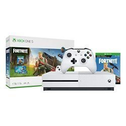 Xbox One S 1TB Console – Fortnite Bundle (Discontinued)