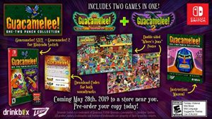 Guacamelee! One-Two Punch Collection – Nintendo Switch
