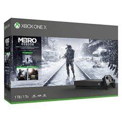 Xbox One X 1TB Console – Metro Exodus Bundle