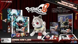 Persona Q2: New Cinema Labyrinth Premium Edition – Nintendo 3DS