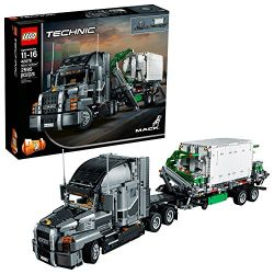 LEGO Technic Mack Anthem 42078 Semi Truck Building Kit and Engineering Toy for Kids and Teenagers, Top Gifts for  Boys (2595 Piece)