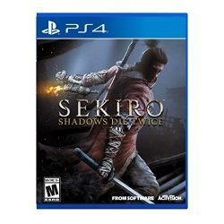 Sekiro Shadows Die Twice – PlayStation 4