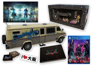 Devil May Cry 5 Collector's Edition – PlayStation 4 Collector's Edition