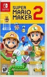 Super Mario Maker 2 – Nintendo Switch