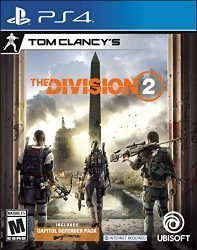 Tom Clancy's The Division 2 – PlayStation 4 Standard Edition