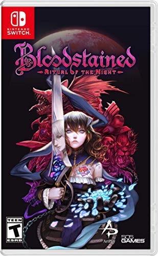 Bloodstained: Ritual of the Night – Nintendo Switch