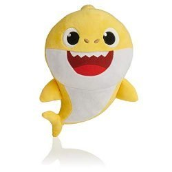 Pinkfong Baby Shark Official Song Doll – Baby Shark – By WowWee