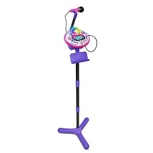 VTech Kidi Star Karaoke Machine, Pink/Purple