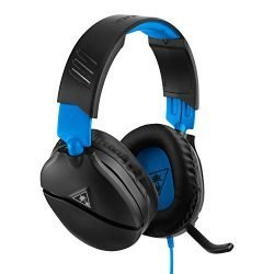 Turtle Beach Recon 70 Gaming Headset for PlayStation 4 Pro, PlayStation 4, Xbox One, Nintendo Switch, PC, and mobile – PlayStation 4
