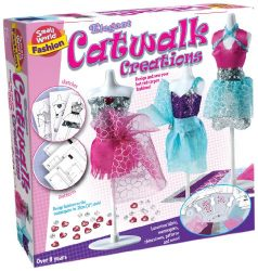 Small World Toys Fashion – Elegant Catwalk Creations
