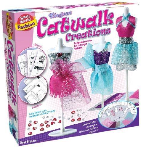 Small World Toys Fashion – Elegant Catwalk Creations