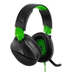 Turtle Beach Recon 70 Gaming Headset for Xbox One, PlayStation 4 Pro, PlayStation 4, Nintendo Switch, PC, and Mobile – Xbox One