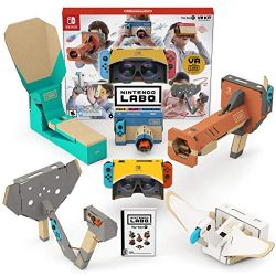 Nintendo Labo Toy-Con 04: VR Kit – Switch