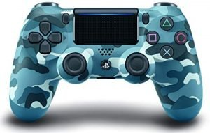 DualShock 4 Wireless Controller for PlayStation 4 – Blue Camouflage