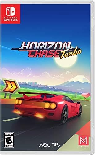 Horizon Chase Turbo – Nintendo Switch