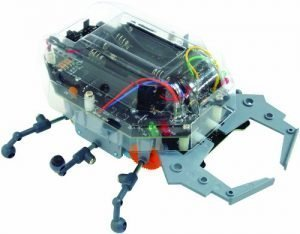 Elenco  Scarab Robot Kit – Soldering Required