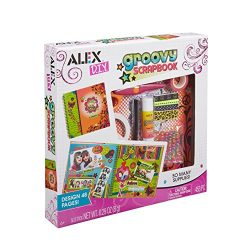 ALEX Toys Craft Groovy Scrapbook