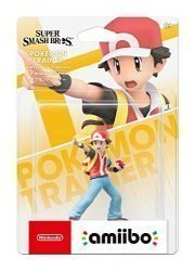 Nintendo Amiibo – Pokemon Trainer – (Super Smash Bros. Series) – Switch