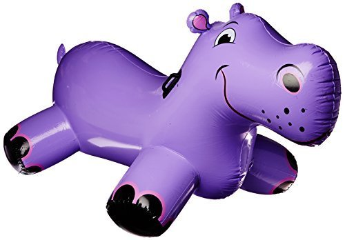 Poolmaster Happy Hippo Swimming Pool Float Rider
