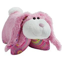 Pillow Pets Springtime Pink Bunny, 18″ Stuffed Animal Plush Toy