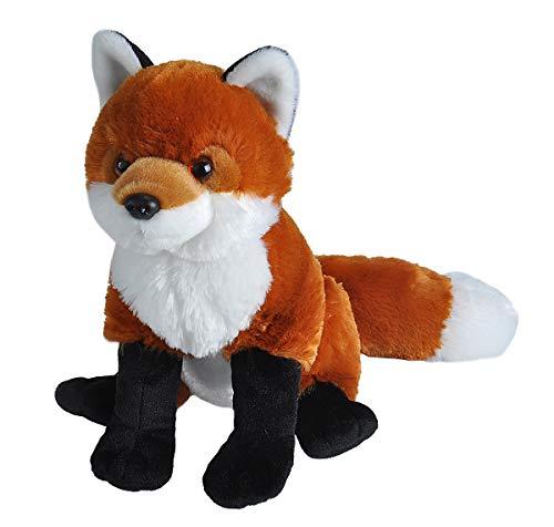 Wild Republic Red Fox Plush, Stuffed Animal, Plush Toy, Gifts For Kids, Cuddlekins 12 Inches